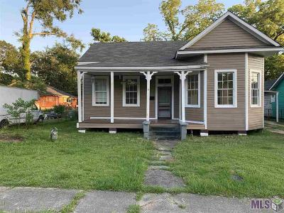 Amite Single Family Home For Sale: 107 W Magnolia St