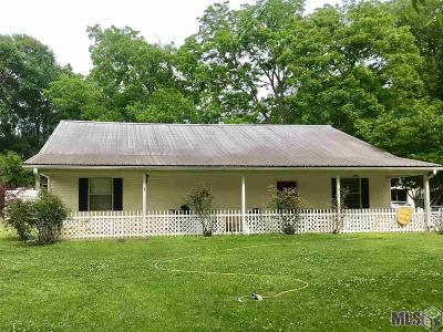 Port Allen Single Family Home For Sale: 5612 Horner Rd