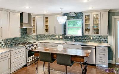Denham Springs Single Family Home For Sale: 25820 Wax Rd