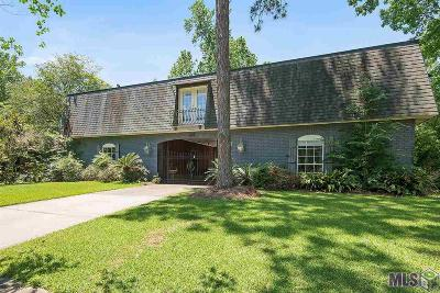 Baton Rouge Single Family Home For Sale: 2710 Tall Timbers Rd