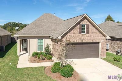 Baton Rouge Single Family Home For Sale: 12805 Fairwood Ct