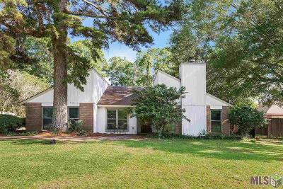 Greenwell Springs Single Family Home For Sale: 16026 Shetland Ave