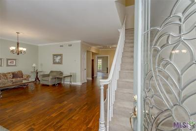 Baton Rouge Condo/Townhouse For Sale: 2035 W Magna Carta Pl