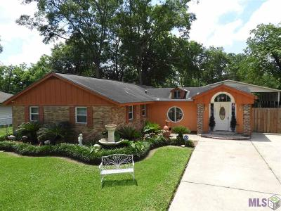 Baker Single Family Home For Sale: 3622 Buchanan St