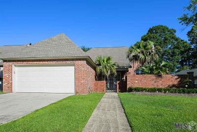 Baton Rouge Single Family Home For Sale: 743 Wordsworth Dr