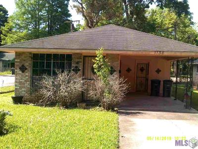 Baton Rouge Single Family Home For Sale: 1158 E Polk St