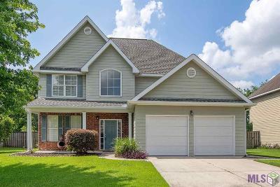 Prairieville Single Family Home For Sale: 37096 Timothy Dr