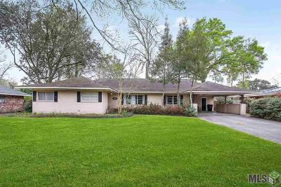 Baton Rouge Single Family Home For Sale: 9340 Goodwood Blvd