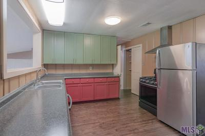Greenwell Springs Single Family Home For Sale: 14793 Frenchtown Rd