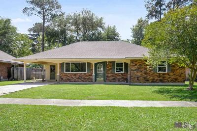 Baton Rouge Single Family Home For Sale: 1968 Stafford Dr