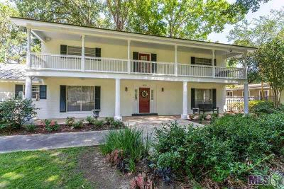 Baton Rouge Single Family Home For Sale: 411 Castle Kirk Dr