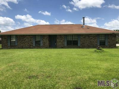 Rural Tract (No Subd) Single Family Home For Sale: 14168 Ceazer Rd