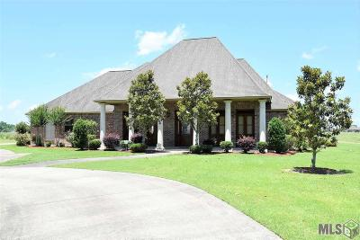 Port Allen Single Family Home For Sale: 4734 Rebelle Ln