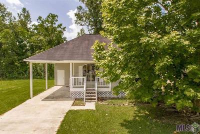 Denham Springs Single Family Home For Sale: 7472 Callahan Dr