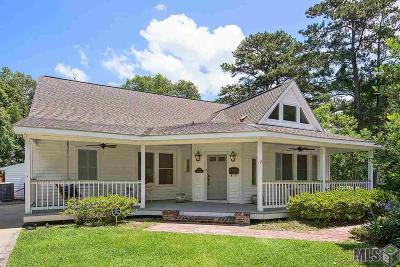 Baton Rouge Single Family Home For Sale: 3343 Hyacinth Ave