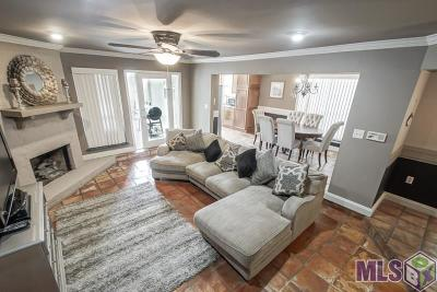 Baton Rouge Single Family Home For Sale: 5971 Fort Clarke Dr