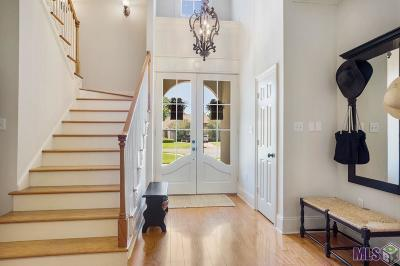 Baton Rouge Single Family Home For Sale: 3115 Coates Crossing