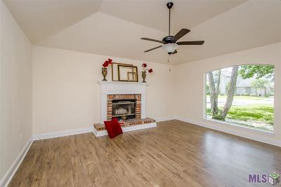 Baton Rouge Single Family Home For Sale: 18228 Lake Iris Ave