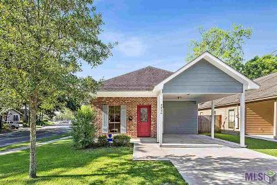 Baton Rouge Single Family Home For Sale: 2654 Convention