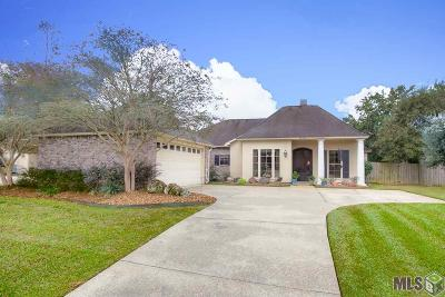 Baton Rouge Single Family Home For Sale: 18252 Oak Lane Ave