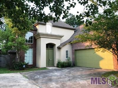 Prairieville Single Family Home For Sale: 37422 Prairie Dr