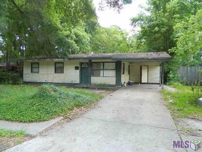 Baton Rouge Single Family Home For Sale: 6344 Arbor Vitae Dr