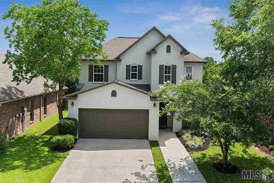 Baton Rouge Single Family Home For Sale: 13625 Stone Gate Dr