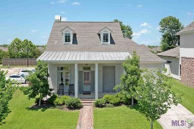 Baton Rouge Single Family Home For Sale: 10913 Preservation Way