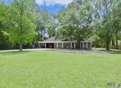 Walker Single Family Home For Sale: 31630 N Corbin Rd
