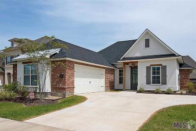 Zachary Single Family Home For Sale: 3748 Kingsbarns Dr