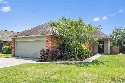 Baton Rouge LA Single Family Home For Sale: $213,000
