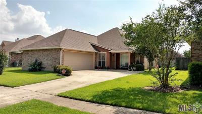 Baton Rouge LA Single Family Home For Sale: $209,900