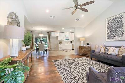 Denham Springs Single Family Home For Sale: 30732 Thunderbird Cir