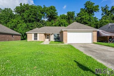 Darrow Single Family Home For Sale: 5207 Cicero Dr