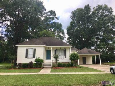 Zachary Single Family Home For Sale: 3930 Cypress Park Dr