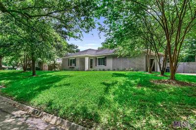 Baton Rouge Single Family Home For Sale: 3748 Churchill Ave