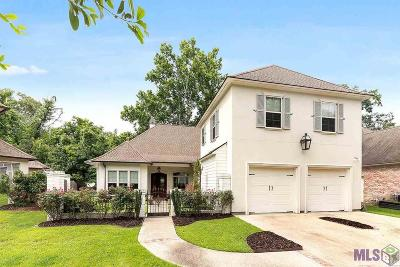 Baton Rouge Single Family Home For Sale: 8021 Old Normandie Ln