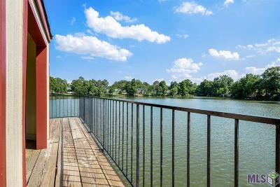 Baton Rouge Condo/Townhouse For Sale: 10298 W Winston Ave #8
