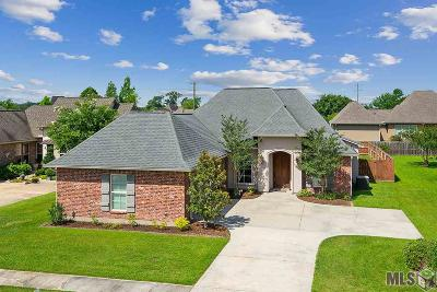 Zachary Single Family Home For Sale: 3993 Shady Ridge Dr