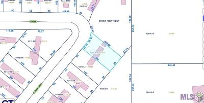 Denham Springs Residential Lots & Land For Sale: 21482 Bonnie Dr