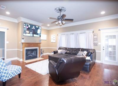 Denham Springs Single Family Home For Sale: 6975 Jim Rushing Rd
