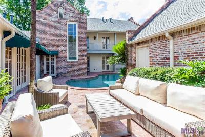 Baton Rouge Single Family Home For Sale: 1151 Woodstone Dr