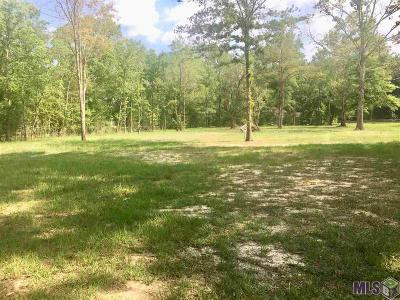 Denham Springs Residential Lots & Land For Sale: 11224 Brown Rd