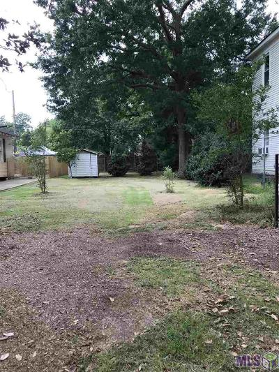 Baton Rouge Residential Lots & Land For Sale: 818 Park Blvd