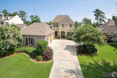 Denham Springs Single Family Home For Sale: 25864 Royal Birkdale