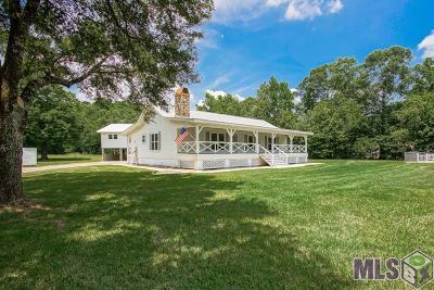 Denham Springs Single Family Home For Sale: 20991 Debbie Ln