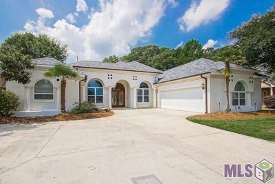 Denham Springs Single Family Home For Sale: 8230 Bastille St