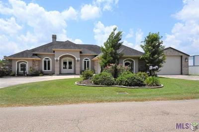 Maurepas Single Family Home For Sale: 11639 Home Port Dr