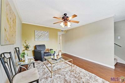 Baton Rouge Condo/Townhouse For Sale: 10298 W Winston Ave #12