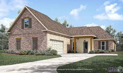 Geismar Single Family Home Contingent: 36428 Belle Savanne Ave